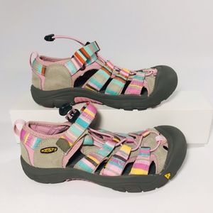 🌹 Keen Lilac Newport H2 Pink Rainbow Sandals